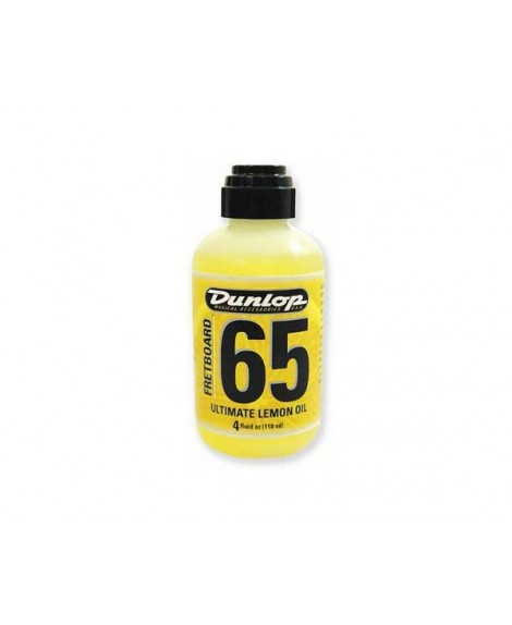 Lubricante Diapasón Dunlop Lemon Oil 6554