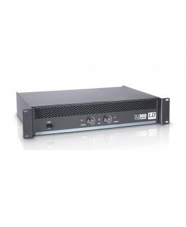 Amplificador de PA 2 x 150 W LD Systems DJ300