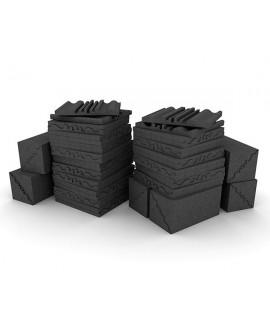 Paneles Absorbentes y Trampas de Graves Jatte Pack
