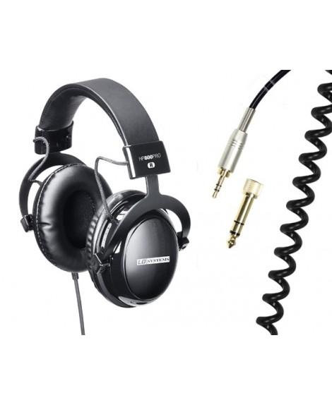 Auriculares LD System Estéreo Dinámicos HP800 PRO
