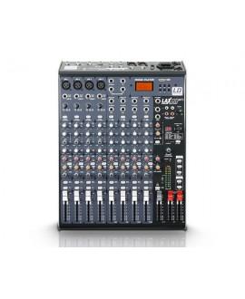 Mesa de Mezclas LD System 12 Canales LAX 12 D USB