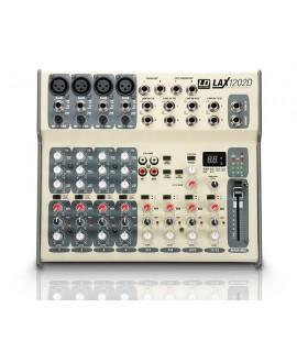Mesa de Mezclas LD System 12 Canales LAX 1202 D DSP