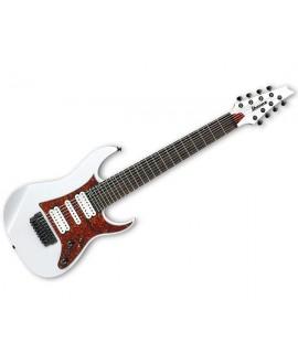 Guitarra Eléctrica Ibanez TAM10 Premium Blanco