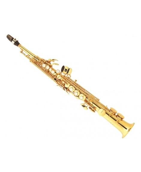 Saxofón Soprano Jupiter JSS-547GL