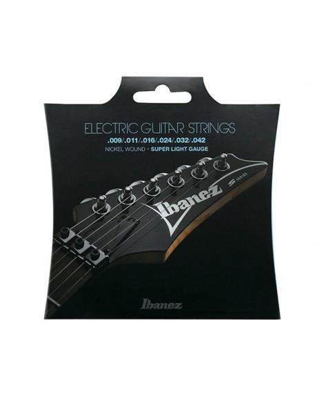 Juego Cuerdas Guitarra Eléctrica Ibanez IEGS6