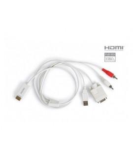 Convertidor HDMI a VGA FO-410