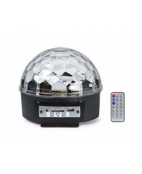 Mini Semiesfera 6 LED MINIBALL06U