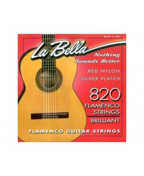 Cuerda 4ª Guitarra Flamenco La Bella 824