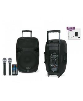Altavoz Amplificado con Batería Acoustic Control Combo 15