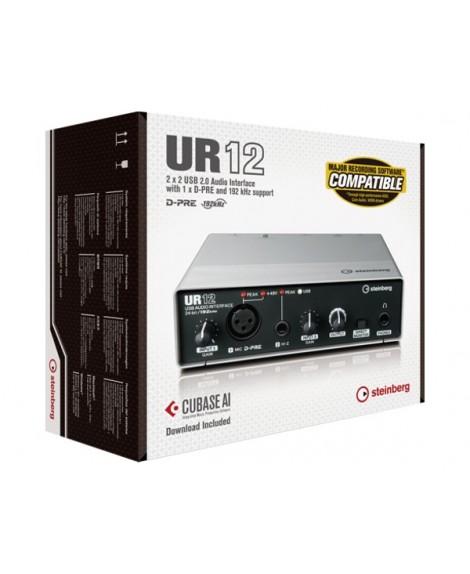 Interfaz Audio USB Steinberg UR-12