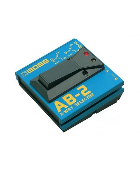 Pedal Boss AB-2 Way Selector