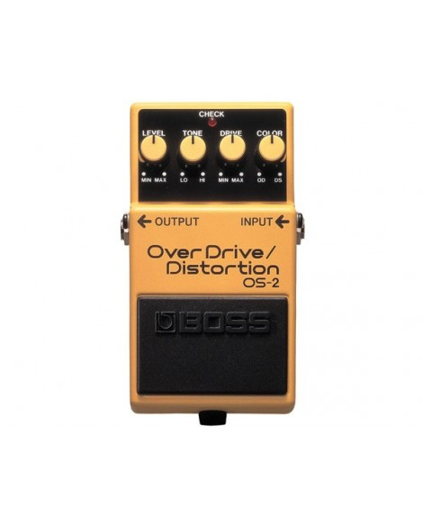 Pedal Boss OS-2 OverDrive Distortion