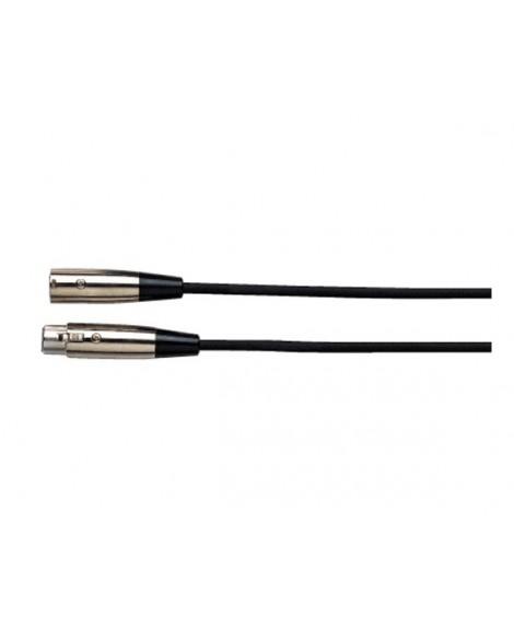 Cable Noiseless XLRH-XLRM Ki-Sound DUI-20