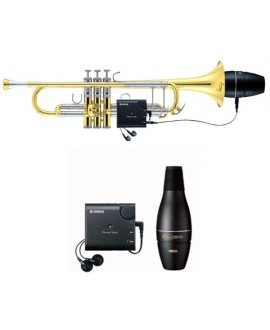 Sordina Trompeta-Corneta Yamaha Silent Brass SB7-9