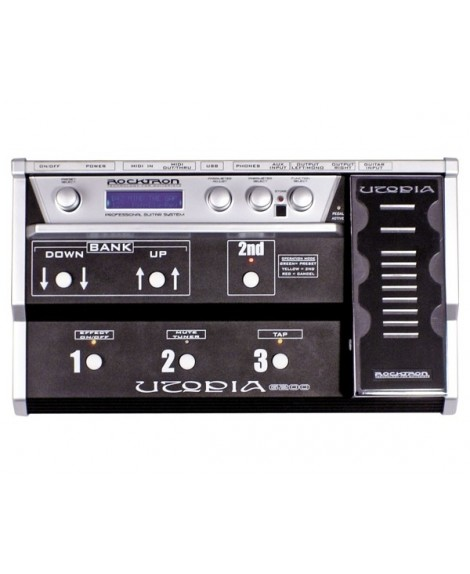 Pedalera Guitarra Rocktron Utopia G200