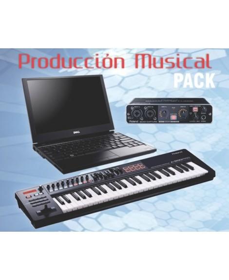 Bundle Producción Musical Portátil Musicado BPM-M1