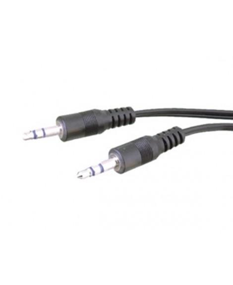 Cable Inyectado Mini Jack Stereo - Mini Jack Stereo