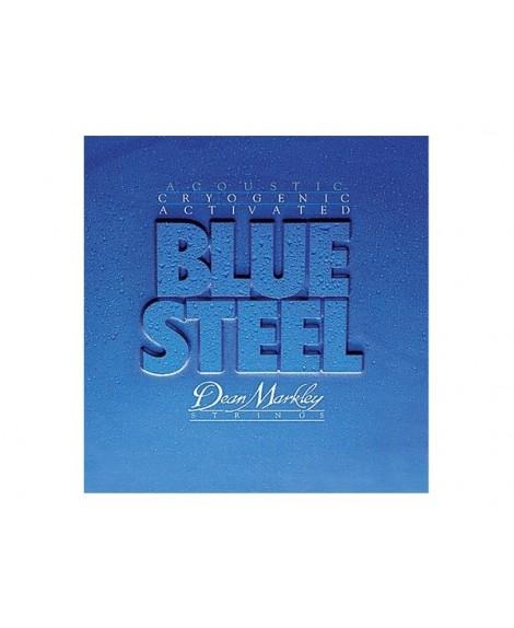 Juego Cuerdas Guitarra Eléctrica Dean Markley Blue Steel 009-046