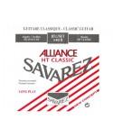 Juego Cuerdas Guitarra Clásica Savarez Alliance 540R