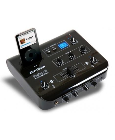 Mezclador iPod-USB DJ-Tech UMIX-3