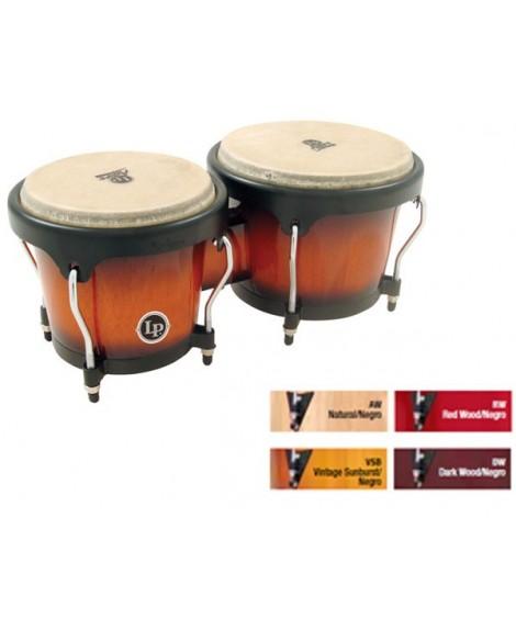 Bongos Latin Percussion Aspire Wood LPA-601
