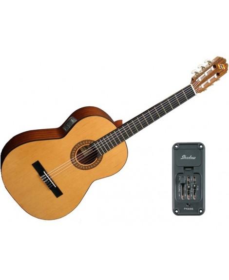 Guitarra Clásica Electrificada Admira Juanita E