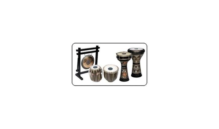 Percusión Oriental